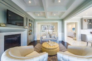 Family Room Cabinetry