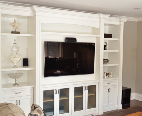 Entertainment Units Vaughan Custom Corner Tv Cabinets