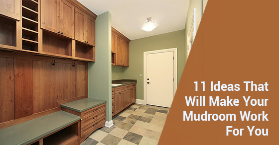 Tips For A Perfect Mudroom