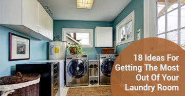 Laundry Storage And Organization Ideas
