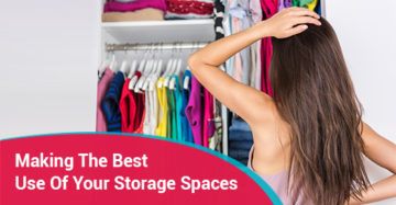 Making The Best Use Of Your Storage Spaces