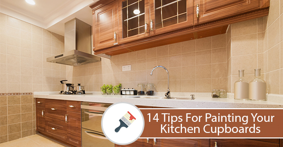 14 Tips To Give Your Kitchen Cupboards A New Look With ...